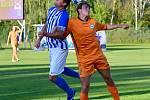 Konečné páté místo nakonec obsadil ostrovský FK po předčasném ukončení Fortuna Divize skupiny B.