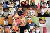Od čtvrtka 19. března navíc platí v České republice nařízení vlády kvůli šíření nákazy koronavirem, nošení roušek, šál či šátků. Nejen volejbalisté Karlovarska přistoupili k nařízení zodpovědně, když navíc nabádají širokou veřejnost, aby nosila roušky a c