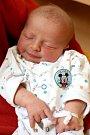 Julie Koncz z Karlových Varů se narodila 12. 2. 2015