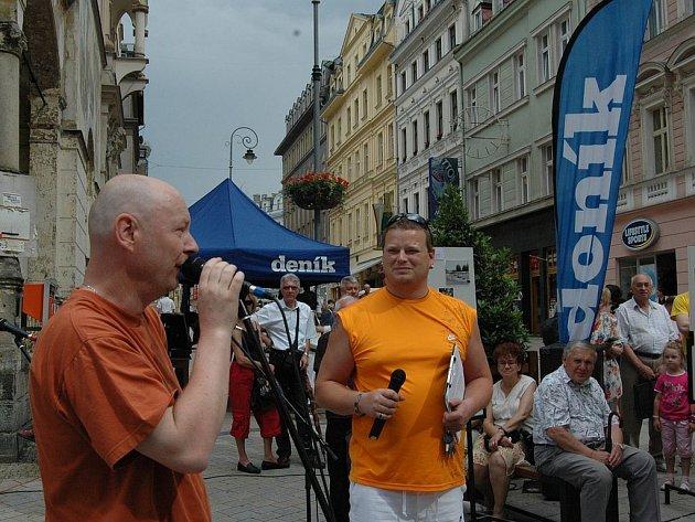 Prima Den s Deníkem se koná 26. června v Karlových Varech.