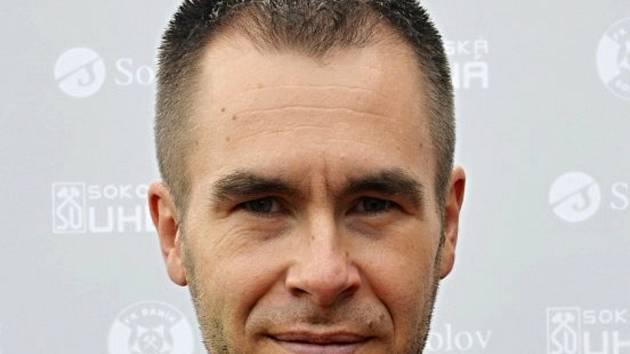 David Palla, kandidát na post předsedy OFS Sokolov.