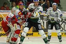 Hokej Karlovy Vary vs. Třinec