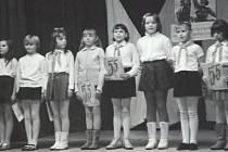 Přinášíme vám momentky z historie Abertam a jejich oslav československo – sovětského přátelství roku 1972.