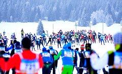 47. ročník Karlův běh České spořitelny, tady druhý nejstarší závod v běhu na lyžích v Čechách, si připsal během dvou víkendových dnů do své historie hned několik nej.