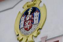 Znak města Bečova. Ilustrační foto.