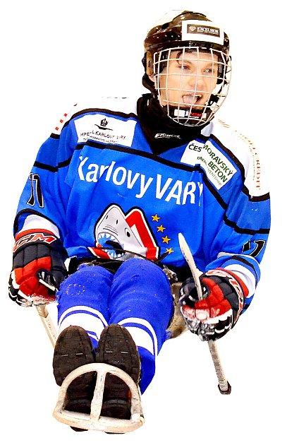 PRVNÍ MÍSTO. To prozatím drží ve sledge hokejové lize hráči SKV Sharks Karlovy Vary. Po víkendu však může být všechno jinak. Karlovaráci však chtějí o víkendu zabrat a udržet se na prvním místě tabulky základní části.