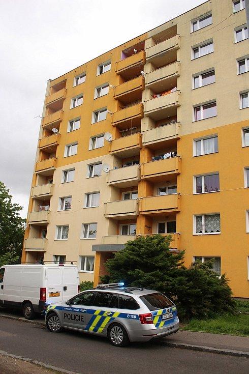 Na ubytovnu v Charkovské ulici jsou opakované stížnosti.