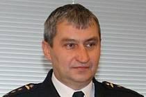 Václav Klemák, ředitel Hasičského záchranného sboru Karlovarského kraje.