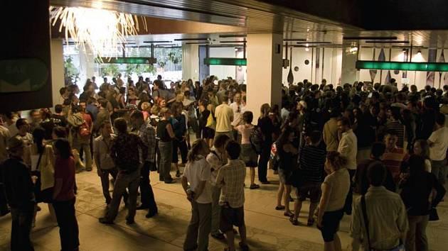 Fresh Film Fest láká hlavně mladé lidi.