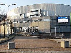 Karlovarská multifunkční KV Arena.