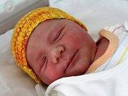 ELIŠKA RYSLOVÁ z Přebuze se narodila 4. 4. 2017