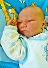 Gabriel Gareis z Chodova se narodil 1. 7. 2014