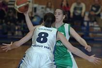 Final Four CEWL. Druhý semifinálový zápas: Karlovy Vary – Brno.