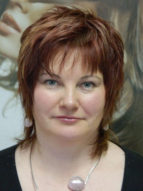 Iva Kubištová, kosmetická poradkyně