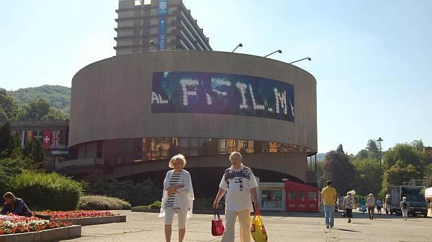 Přípravy na 46. ročník Mezinárodního filmového festivalu v Karlových Varech