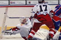 Krajská hokejová liga Realistic - Cheb 2001