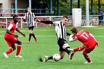 Naposledy karlovarská Slavia porazila v domácím prostředí pražskou Admiru 4:3, i když během zápasu třikrát prohrávala.