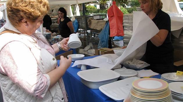 Porcelánové slavnosti přilákají každoročně stovky lidí.