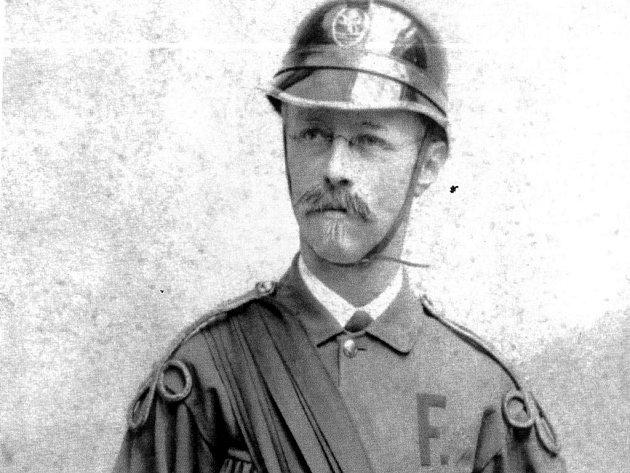 Karlovarský starosta Eduard Knoll (11. 12. 1839 — 24. 11. 1890)