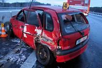 Nehoda u Kynšperku nad Ohří