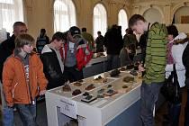 Třetí ročník soutěžní výstavy plastikových modelářů se konal v prostorách velké zasedací síně mariánskolázeňské radnice. Pohár získa českobudějovický modelář Jiří Dvořák za model druhoválečné letadlové lodě USS Yorktown