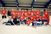 HC Berani Bernov – vítěz Kynšperského poháru v ledním hokeji ročník 2014/2015.