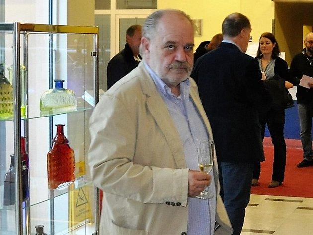 Výtvarník Jakub Berdych starší.