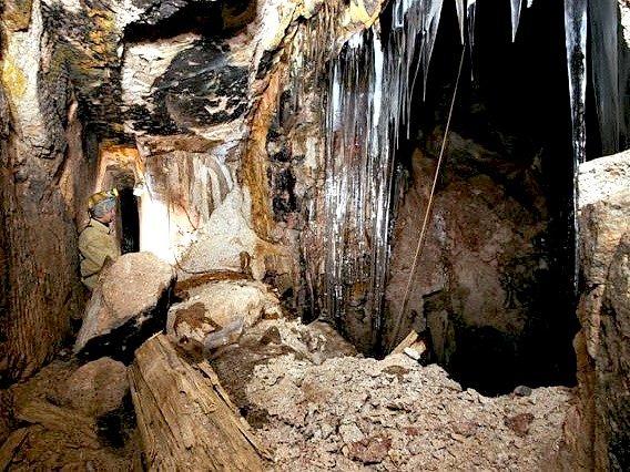 Důl Mauricius u Abertamy