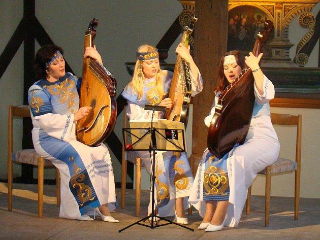Ukrajinské Trio Oriana