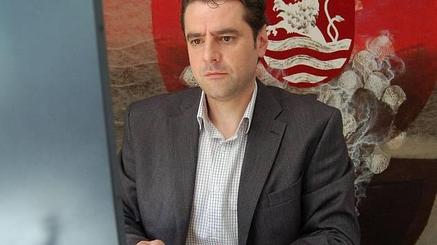 Primátor Werner Hauptmann