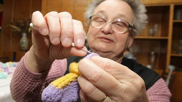 Výrobce vlnařských česaných přízí Vlnap Nejdek v loňském roce zvýšil své tržby.