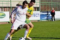 Fotbalisté Sokolova se rozloučili s podzimní částí II. ligy vysokou výhrou 4:1.