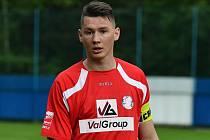 Lukáš Kunz, obránce FK Ostrov B.