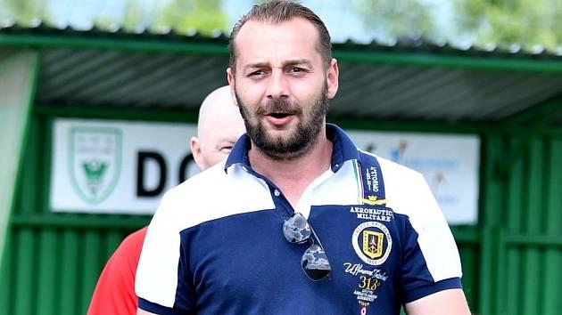 Marian Štycha, trenér TJ KSNP Sedlec