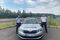 Policisté zabránili dvěma sebevraždám.