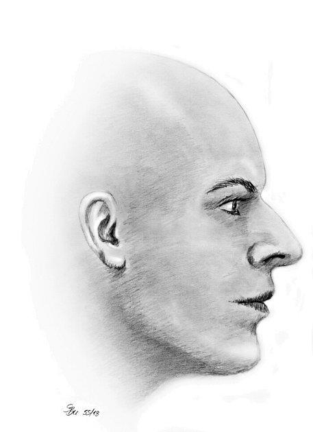 Vědci pomohli sestavit možnou podobu ženy zobdobí před její smrtí.