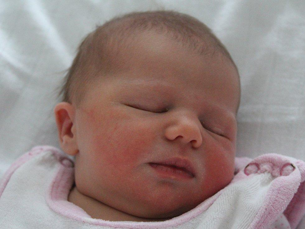 Beata Mašková z Karlových Varů se narodila 12. 4. 2017