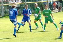 1. FC K. Vary - Králův Dvůr 3:0