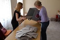 Začalo sčítání hlasů