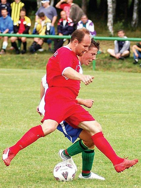 Derby mezi týmy Pily a Kolové zvládli lépe fotbalisté Baníku, když hráče Ajaxu porazili v poměru 3:1.