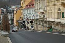 ZÁMECKÝ VRCH. Jedno z kritických míst na dopravní mapě města.
