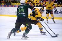 HC Verva Litvínov - Energie Karlovy Vary.