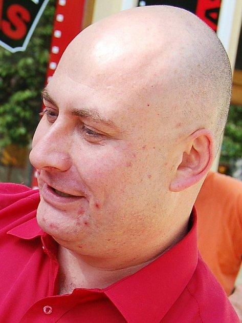 Tomáš Svoboda, vedoucí odboru kultury magistrátu města.
