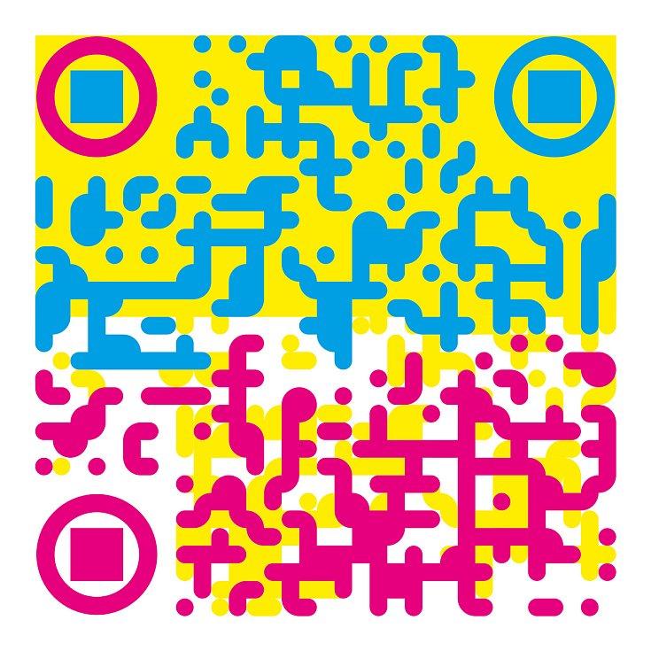 Ukázka QR kódu.