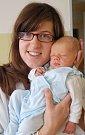 Ondrášek Pláteník z Mariánských Lázní se narodil 10. 12. 2012