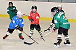 Malí hokejisté už trénují.