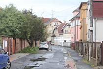 Šeříková ulice projde už za pár týdnů speciální rekonstrukcí. Po ní by mohly přijít na řadu třeba Tuhnice.