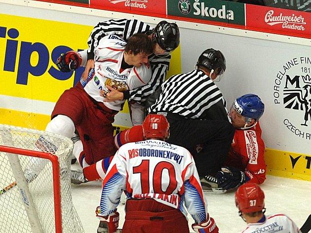 EHT: Česká republika – Rusko.