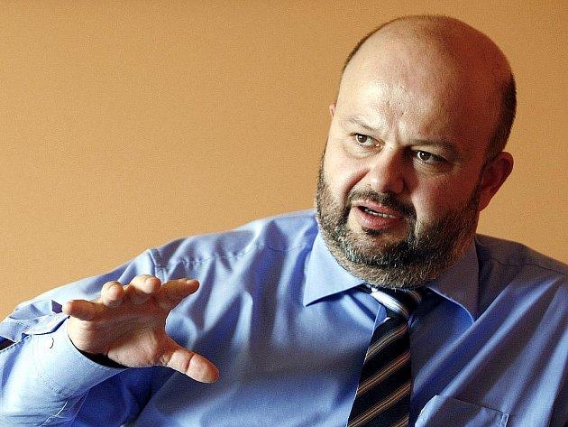 Martin Pecina, ministr vnitra České republiky