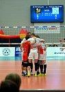 Volejbalisté Karlovarska porazili Surgut a jsou ve čtvrtfinále